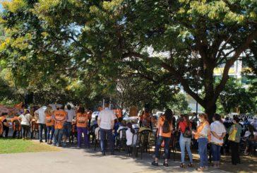 Continúan los reclamos de los trabajadores de Fesprosa en todo el país