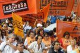 """""""Los trabajadores de salud exigimos tener nuestra propia paritaria"""""""