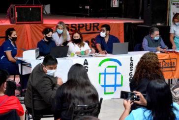 Trabajadores de Salud ya tienen su gremio en Río Negro