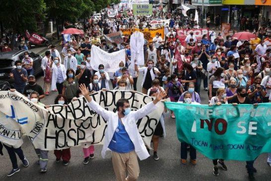 7 de Abril: Convocan a Jornada Nacional de Lucha en el Día Mundial de la Salud
