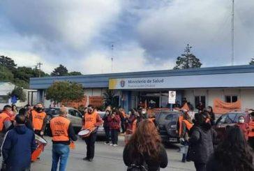 Paros y movilizaciones en el segundo día de la jornada nacional de lucha de Fesprosa