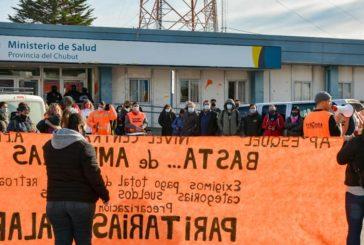 Salud: Comienza la jornada nacional de lucha de 48 horas