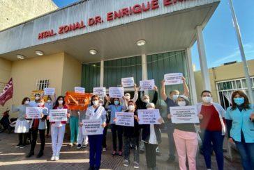 Convocan a jornada nacional de lucha de salud pública para el 12 de agosto