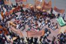 Se concretó la Jornada Federal de Lucha por una paritaria nacional de salud